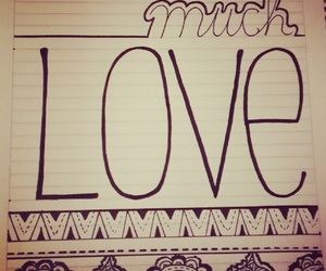 black, draw, and muchlove image