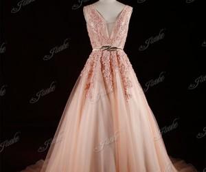 dresses, fashion, and long dress image