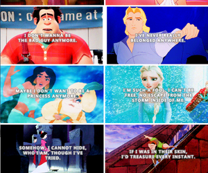 ariel, belle, and different image