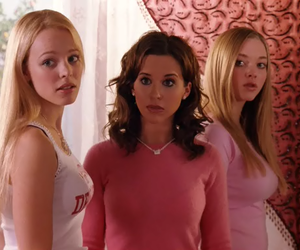 girls, mean girls, and pastel image