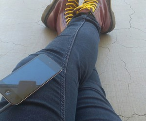 docs, dr. martens, and music image