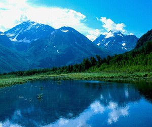beautiful, gorgeous, and mountain image