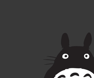 totoro, anime, and manga image