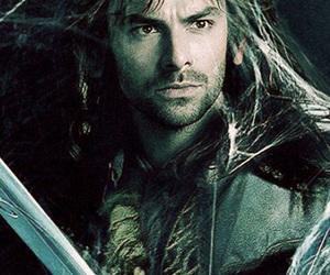 the hobbit, aidan turner, and kili image