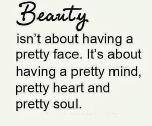 beauty, quote, and soul image