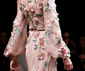 dress, Couture, and haute couture image