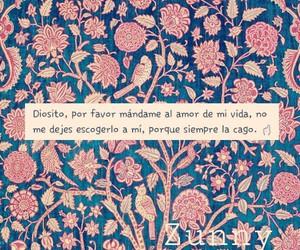 please, frases en español, and amor de mi vida image