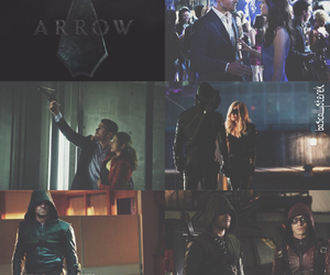 arrow, oliver queen, and my edit image