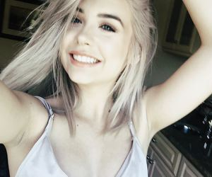 amanda steele, beauty, and smile image