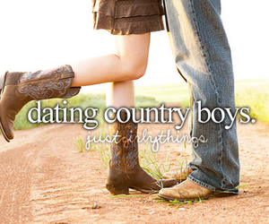 country, boys, and dating image
