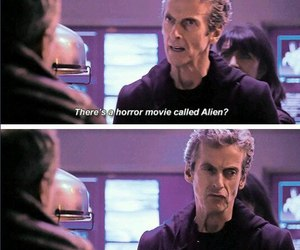 doctor who and alien image