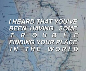 wallpaper, all time low, and Lyrics image