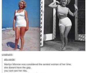 Marilyn Monroe, sexy, and society image