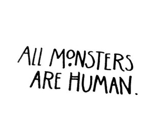 human, monsters, and overlays image