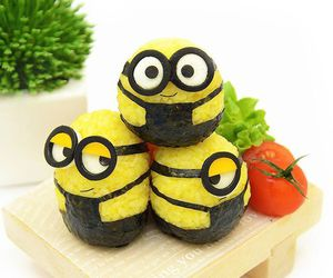food, minions, and cute image