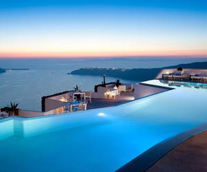 amazing, landscape, and pool image