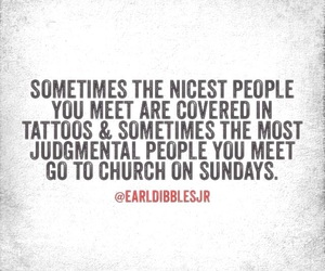 quote, tattoo, and people image