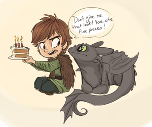 dragons and cute image