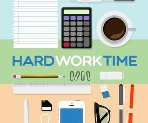 work and study image