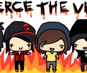 pierce the veil and band image