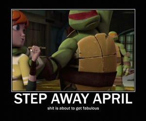 meme, reaction, and tmnt image