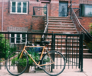 artsy, bike, and Brooklyn image