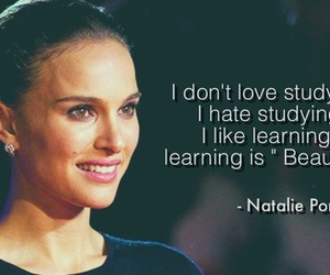 quote, natalie portman, and beautiful image