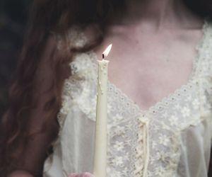 candle, fashion, and princess image