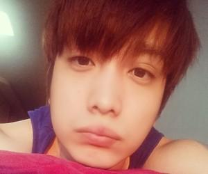 boy, handsome, and taehun image
