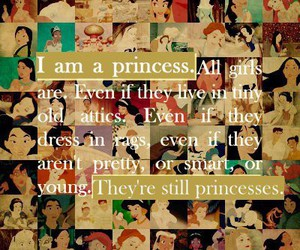 princess, disney, and quote image
