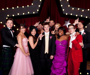 glee and Prom image