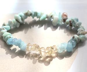 boho, bracelet, and sea image