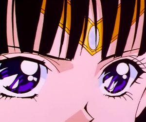 sailor moon, sailor saturn, and sailor mars image