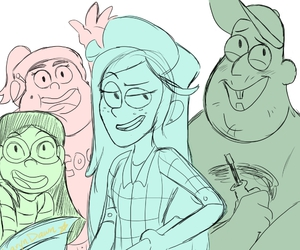 candy, gravity falls, and wendy corduroy image