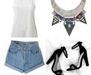 chic, clothes, and outfit image