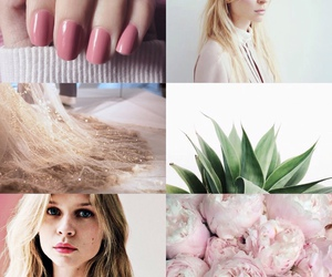 clemence poesy, girly, and fleur image