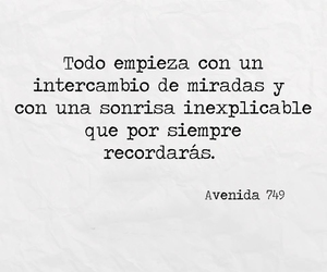 espanol, poesia, and frases de amor image