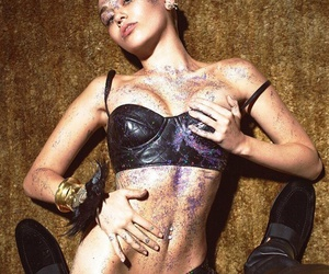 beautiful, miley cyrus, and love image