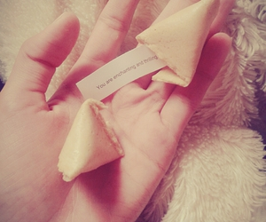 chinese, Cookies, and happiness image