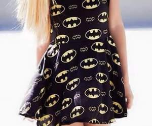 batman, dress, and fashion image