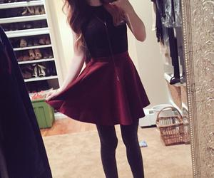 outfit, beautiful, and chrissy image