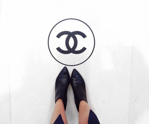 beautiful, chanel, and elegance image
