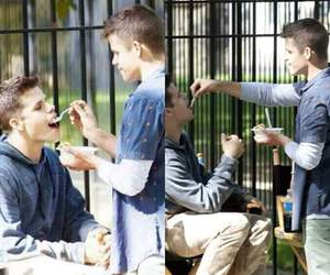 max carver, charlie carver, and twins image