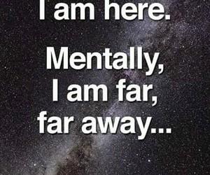 far away image