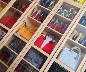 bags, expensive, and fashion image