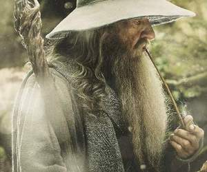 gandalf, lord of the rings, and grey image
