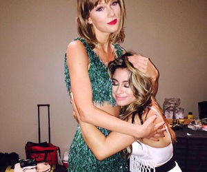 Taylor Swift, ally brooke, and fifth harmony image