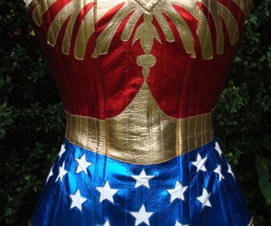 cool, wonder, and corset image