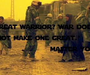 iraq, star wars, and quote image