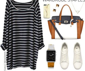 Polyvore, summer style, and summer look image